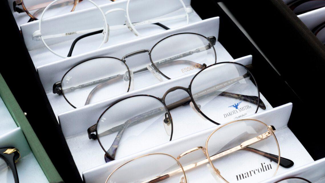 Tips voor het dragen van een bril